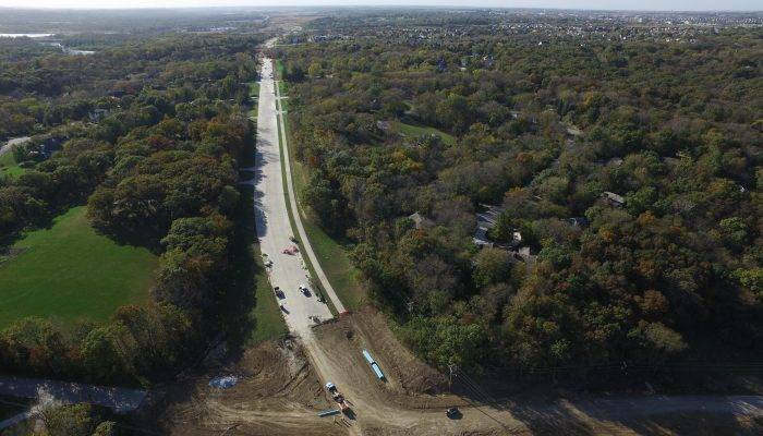 Grand Avenue Widening